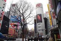 11月28日㈪の109前交差点 - でじたる渋谷NEWS