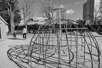 日曜日は自転車の練習 - え~えふ写真館