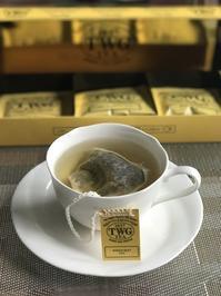 TWGの紅茶、コットンtea bag - 幾星霜