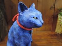 『彩猫展』出展作品紹介1 - 湘南藤沢 猫ものの店と小さなギャラリー  山猫屋