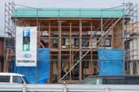 ゼロ・エネルギー住宅「FPの家」建込③ - エコで快適な『FPの家』いかがですか!