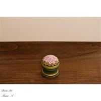 桜・蓋物小物入れ2 - BEAN ART Cafe  - Mami . N -