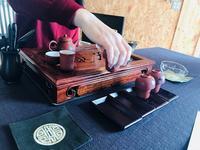 中国茶を習う('ω') - ほっこりしましょ。。