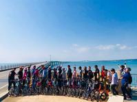 自転車で美島めぐりin宮古島2019に参加 - 秀岳荘自転車売り場だより