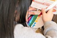 紙粘土でガーランド作り - 大阪府池田市 幼児造形教室「はるいろクレヨンのブログ」