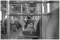 平日昼間の私鉄電車 - BobのCamera