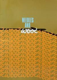 味のある挿絵の編み物教本 -  Der Liebling ~蚤の市フリークの雑貨手帖2冊目~