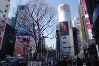 1月29日㈫の109前交差点 - でじたる渋谷NEWS