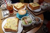 Oki Oki cafeさんでグラタントースト - *のんびりLife*