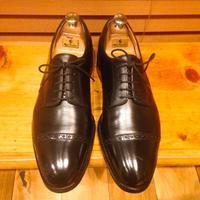 JOHN LOBBの染め替えが完成しました!!! - Shoe Care & Shoe Order 「FANS.浅草本店」M.Mowbray Shop