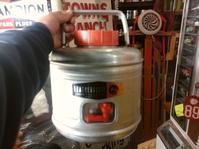 Vintage   Water Jug - OIL SHOCK ZAKKA