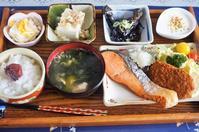 ■ランチ【たまにはガッツリ和定食】にしました♪ - 「料理と趣味の部屋」
