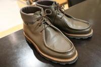 色が多いと - シューケアマイスター靴磨き工房 三越日本橋本店
