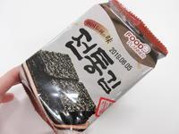 FOOD PLANNER 韓国海苔 - 池袋うまうま日記。
