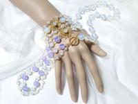 オパールセントガラスのアクセサリー - Iris Accessories Blog