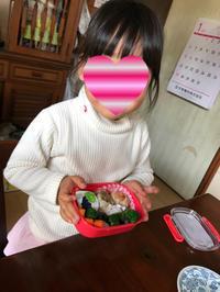 お弁当 - ふわふわ日記