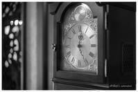 古時計 - BobのCamera