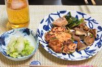 豚肉の揚げ焼き - おいしい日記