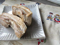 豚の角煮 - 楽しい わたしの食卓