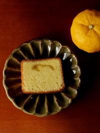 柚子のパウンドケーキ - Baking Daily@TM5