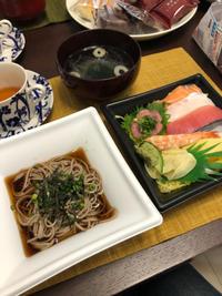 ちらし寿司 - 庶民のショボい食卓