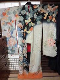 遊月の原点に戻る決意・・・このお着物との出会い。 - 京都嵐山 着物レンタル&着付け「遊月」