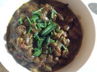 再現不可能な残飯整理の豆煮込みとオムレツ - ハギスはお好き?
