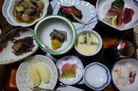 肘折温泉・木村屋旅館 食事編 - HOT HOT SPRINGS