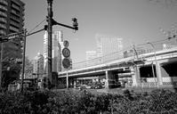 街の鉄道橋 - そぞろ歩きの記憶