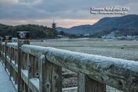 初雪!朝の散歩 - 気ままな Digital PhotoⅡ