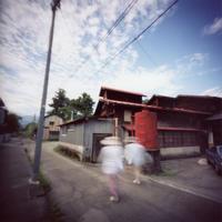 ピンホールカメラで撮った山梨県都留市の光景ピンホール写真 Pinhole Photography - ピンホール写真 と 旅の記憶 Pinhole Photography