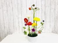 デザインを変えて・・・☆ - Flower Days ~yucco*のフラワーレッスン&プリザーブドフラワー~