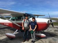 ボホール島最終日 - ENJOY FLYING ~ セブの空