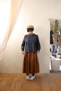 HUIS./遠州織物の服は明日2/2が最終日です - UTOKU Backyard