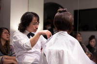 vol.111「塩屋明郎の仕事 - Monthly Live    営業後の美容室での美容師による単独ライブ