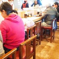 唐津市場でランチ - ちょんまげブログ