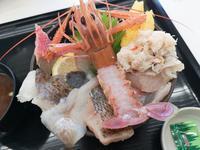 蒲郡の深海魚丼 - 腹ペコ旅行記