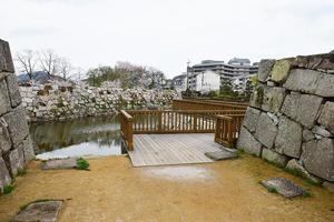 桜満開の赤穂城を歩く。その5「水手門、塩屋門」 -