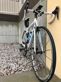 初!自走でショップへ - 自転車日記