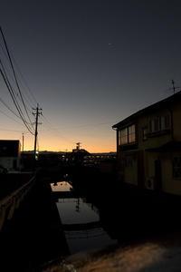 熊本で迎えた夜明け - jinsnap_2(weblog on a snap shot)