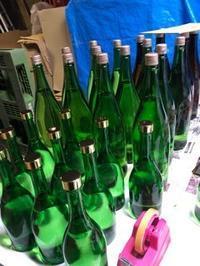 「純米酒REDラベル」「祿」「純米吟醸ブルーラベル」などレッテル張り - 日本酒biyori