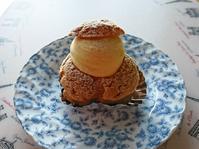 週末限定のシュークリームが美味しかった!ラトリエ デュ パン@六本木 - カステラさん
