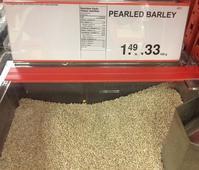 Pearled Barley - タイタスのいるところ      London Ontario