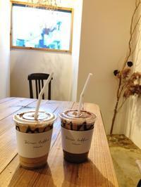 818、   Siro  Coffee - おっさんmama@福岡 の外食日記