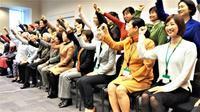 報告「議席の半分に女性を!」 - FEM-NEWS