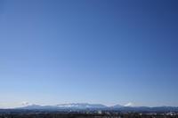 雪が舞った翌朝の富士山です - 立川のいまはここ