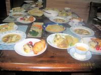 2月の札幌春節の薬膳料理 - 札幌 中医学 ハーブ 薬膳料理