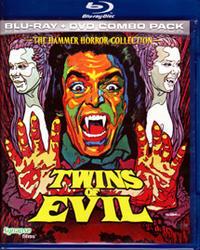 「ドラキュラ血のしたたり」Twins of Evil  (1971) - なかざわひでゆき の毎日が映画三昧