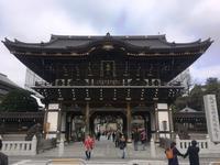 旧交を温める旅@関東地方⑦成田山新勝寺へⅡ - ハチドリのブラジル・サンパウロ(時々日本)日記