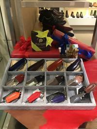 こだわる方への贈り物 - 池袋西武5F靴磨き・シューリペア工房